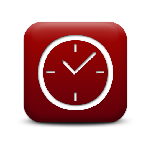 128539-simple-red-square-icon-business-clock4